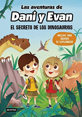 Las aventuras de Dani y Evan. El secreto de los dinosaurios (Jóvenes influencers)