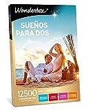 WONDERBOX Caja Regalo - SUEÑOS para Dos - 6.000 experiencias para Dos Personas