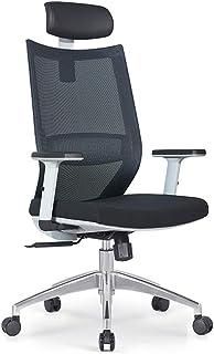 XUHUIXZI Worth Having Home Office Chair,Ergonomic Gaming Desk Chair,Comfy Reclining Office Chair,360 Degree Swivel,Black