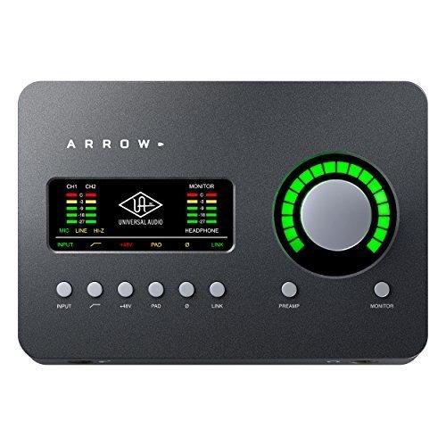 Universal Audio『Arrow』