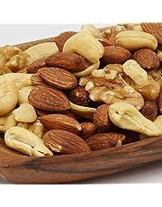 ミックスナッツ(アーモンド・カシュー・クルミ) 無添加・無塩・無油 3種類のナッツ 900g【3種ミックスナッツ900g】