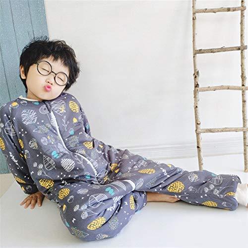 ZHSGV Saco de Dormir Saco Carro de bebé de Dibujos Animados for el bebé recién Nacido Patrón Camas for niños Split Play Pierna Caliente del Invierno Anti Tipi Sleepsacks