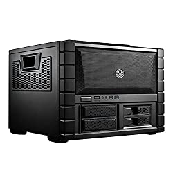 Desktop Computer Case with ATX Motherboard Support