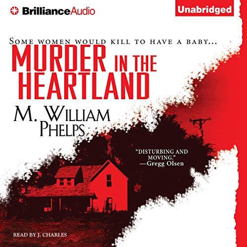 Murder in the Heartland cover art