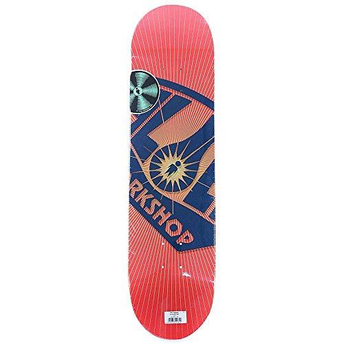 Skateboard Deck Alien Workshop Og Burst - 8 Inch Rosso (Default , Rosso)
