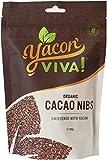 YaconViva! Puntas de Cacao Orgánico Endulzado con Yacón (300g)