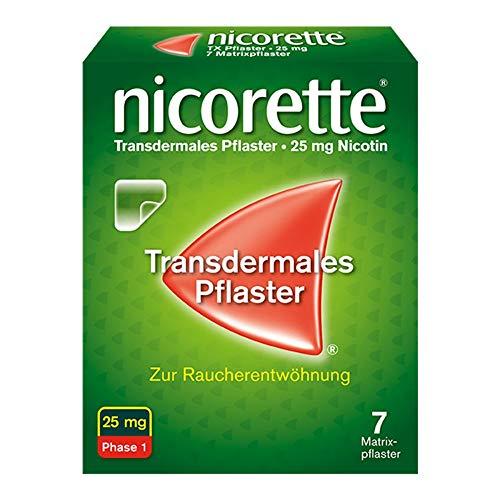NICORETTE TX Pflaster 25 mg 7 St