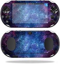 MightySkins Skin Compatible with Sony PS Vita (Wi-Fi 2nd Gen) wrap Cover Sticker Skins Nebula