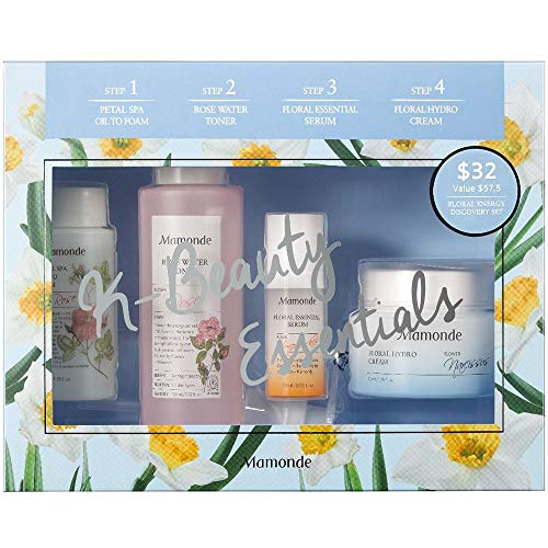 Mamonde Floral Energy Discovery Set All-In-One Skincare Kit