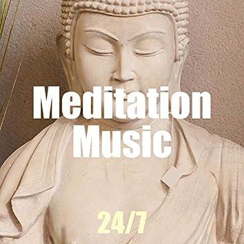 Meditation Music 24/7