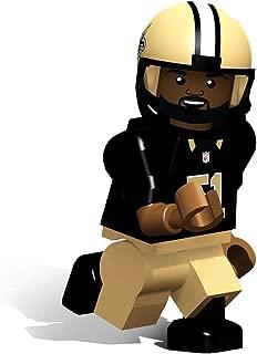 NFL New Orleans Saints OYO Minifigure Jonathan Vilma