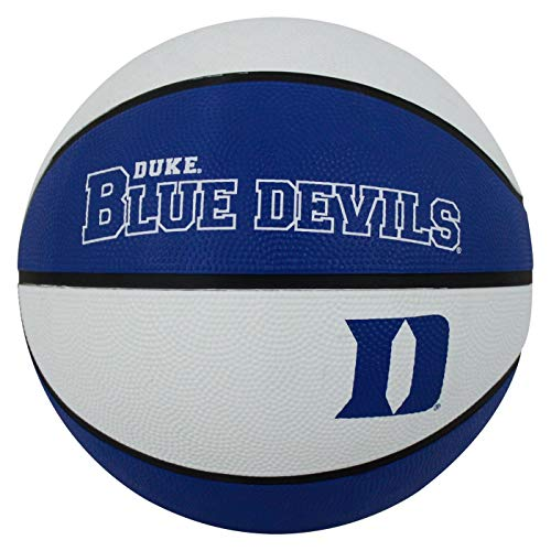 Find Discount NCAA Duke Blue Deviis Official Full Size Rubber Basketball