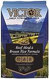 VICTOR Select - Beef Meal & Brown Rice Formula, Dry Dog Food 40 lbs