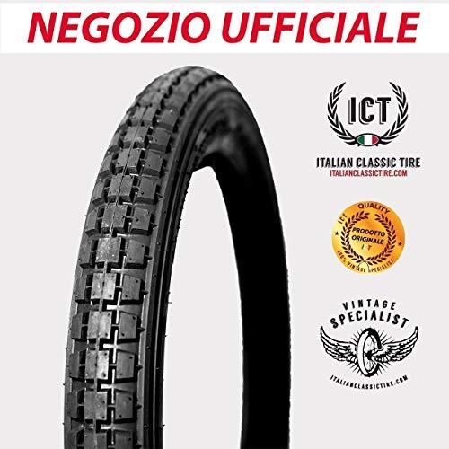 3.50-19 CORD Italian Classic Tire pneu pour moto d'époque (3.00-19)