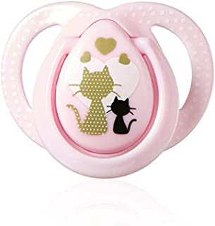 Tommee Tippee Closer to Nature MODA Soother 0-6 Months - Pink