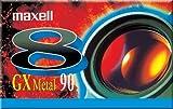 Maxell P5-90 Gx 8mm [VHS]