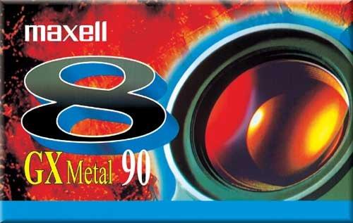 Maxell P5-90 Gx...
