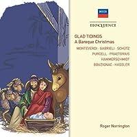 Glad Tidings: Baroque Christmas by ROGER NORRINGTON (2012-10-09)