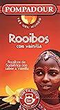 Pompadour Té del Mundo Rooibos Vainilla - 20 Bolsitas