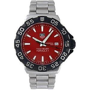TAG Heuer Men's WAH1112.BA0850 Formula 1 Watch image