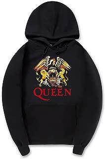black queen sweatshirt