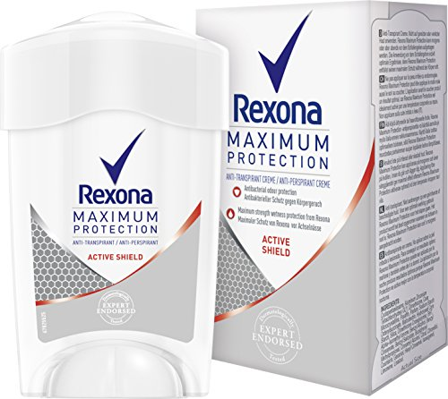 Rexona Desodorante Antitranspirante Maximum Protection Active Shield 45ml
