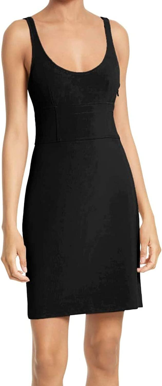 Elizabeth and James Womens Huette Party Sleeveless Cocktail Dress
