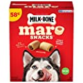 Milk-Bone MaroSnacks Dog Treats for Large Dogs, 58 Ounces (Pack of 3)