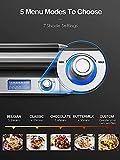 Zoom IMG-2 piastra per waffle belga 1600