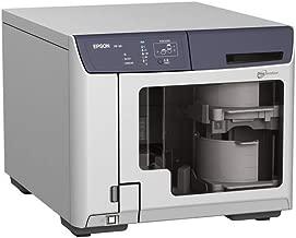 CD/DVD Printer - Color - Ink-Jet - CD (4.75 in) - 1440 x 720 dpi - up to 1 disks/min (Mono) / up to 1 disks/min (Color) - Capacity: 50 Sheets - USB 2.0