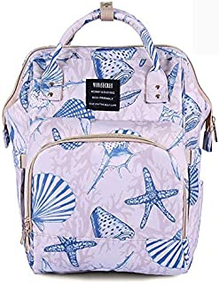 Multi-funcation Nappy Backpack Bag