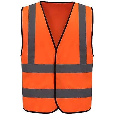 Apa 86054 Warnweste En 471 Orange Auto