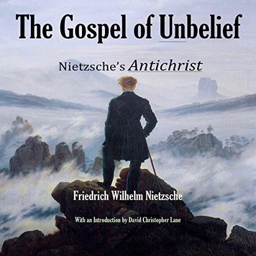 The Gospel of Unbelief audiobook cover art