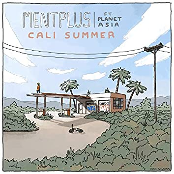 Cali Summer (feat. Planet Asia)