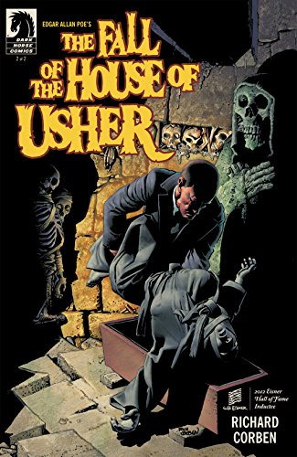 Edgar Allan Poe's The Fall of the House of Usher #2 (Edgar Allan Poe's Spirits of the Dead) (English Edition)