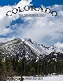 Colorado Calendar 2021-2022: Mini Calendar 2021-2022 - 24 Months Calendar & Planner