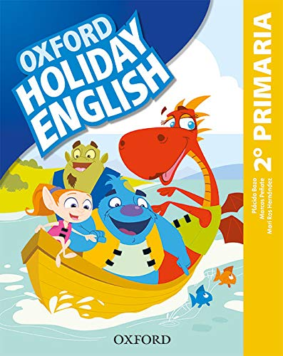 Holiday English 2.º Primaria. Student's Pack 3rd Edition. Revised Edition (Holiday English Third Edition)