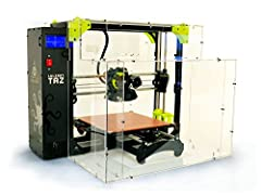 The smaller footprint adds only 62 mm (2.44 in) along the y-axis (from front to back) Not gluing, drilling, cutting, or engraving is required for assembly Use your current printer to 3D printer four brackets to complete the knit Required assembly too...