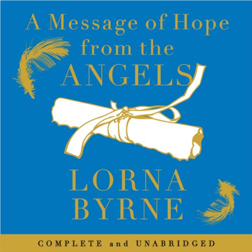 A Message of Hope from the Angels audiobook cover art