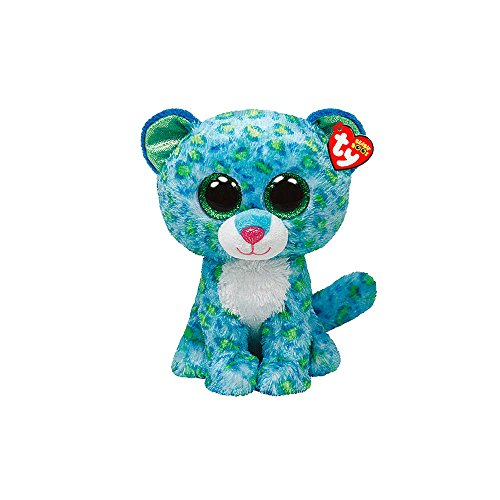 Claire's Accessories Ty Beanie Boos Plush Leona The Leopard - 6 Small by