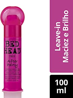 TIGI Bed Head After Party Smoothing Cream for Silky Shiny Hair, 3.4 Ounce