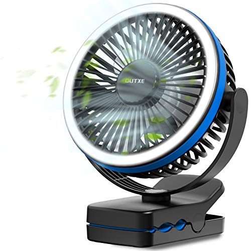Top 10 best selling list for portable bed fan