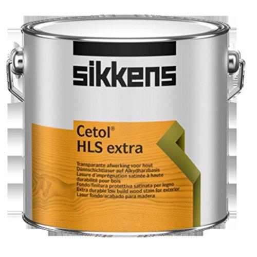 Preisvergleich Produktbild 5L Sikkens Cetol HLS extra Holzlasur 996 esche
