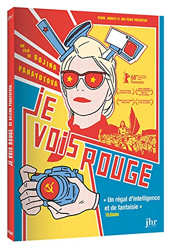 I See Red People ( Je vois rouge ) [ NON-USA FORMAT, PAL, Reg.0 Import - France ]