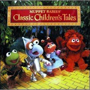 Muppet Babies' Classic Children's Tales (Muppet Babies Series)