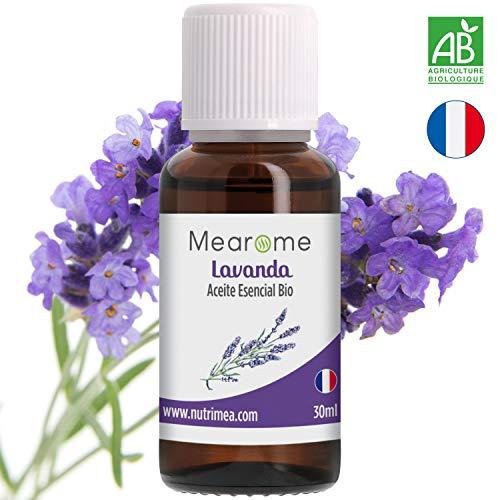 Aceite Esencial de Lavanda Puro 30ml Aceite Esencial Bio Aromaterapia