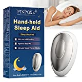 Ayuda para dormir de mano, ayuda para conciliar el sueño, ayuda para dormir rápidamente en caso de insomnio, mejora la higiene del sueño y reduce el estrés.