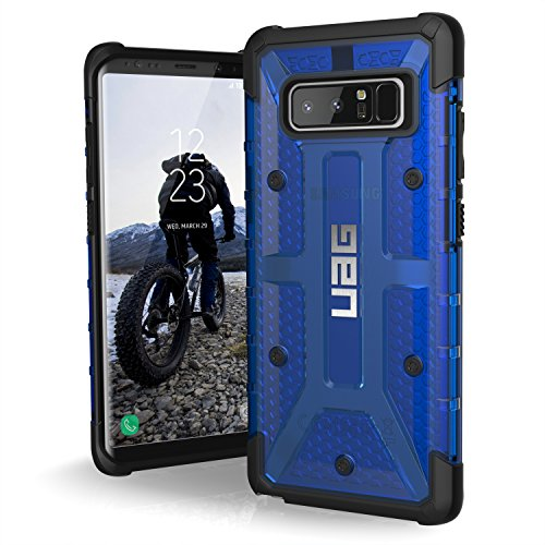 UAG Samsung Note 8 Plasma Feather-Light Rugged [COBALT] Military Drop Tested Phone Case