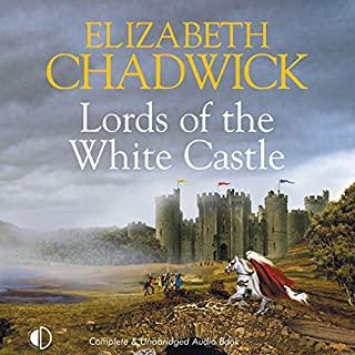 Lords of the White Castle                   Written by:                                                                                                                                 Elizabeth Chadwick                               Narrated by:                                                                                                                                 Christopher Scott                      Length: 21 hrs and 50 mins     1 rating     Overall 5.0
