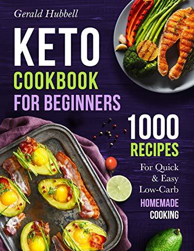 Keto Cookbook For Beginners | Amazon